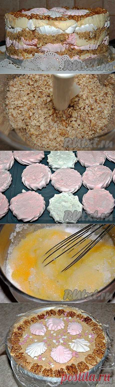 Торт из зефира (рецепт с ) | RUtxt.ru