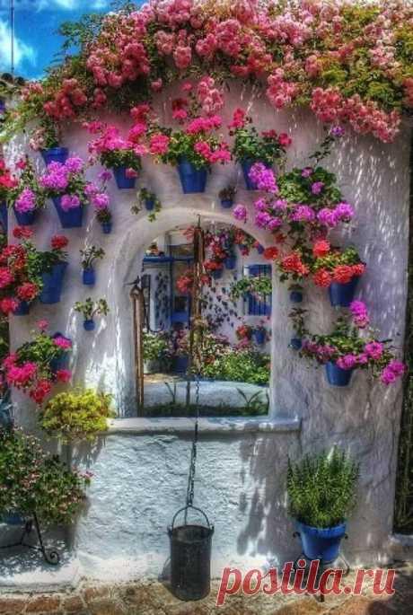Кордова, Испания.  Город, который можно назвать культурной столицей Испании. Старинная Кордова – великолепная жемчужина