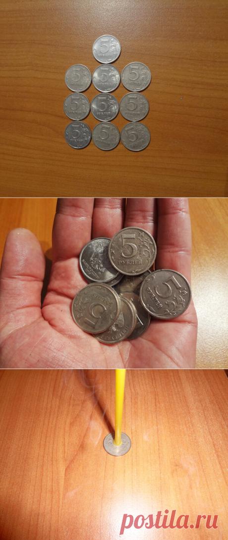 Денежный ритуал на богатство с 5 рублями. | обж | Яндекс Дзен