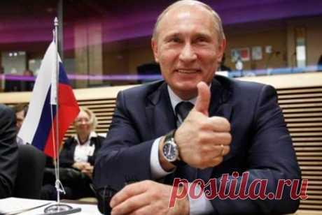 Ответы Путина с Прямой линии расхватали на политические анекдоты