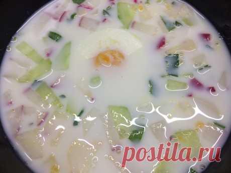 Холодные супы - потрясающе вкусные супы на лето