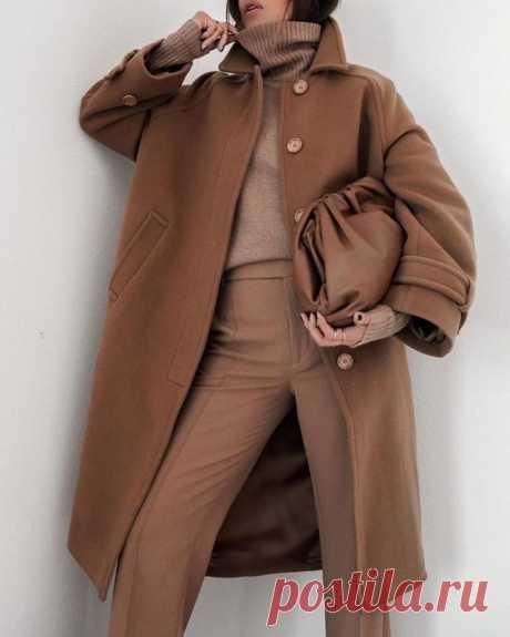 Как и с чем носить коричневое пальто Основой многих образов в холодное время года становится пальто. Оно прекрасно сочетается со строгим или нейтральным стилем. В новом сезоне в тренде будет пальто именно коричневого цвета.В данной стать...