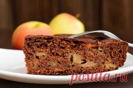 Вот как я готовлю яблочный пирог на кефире. Всего один стакан… — 1001 СОВЕТ