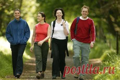 Ходьба пешком поможет улучшить память