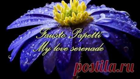 Fausto Papetti   My love serenade