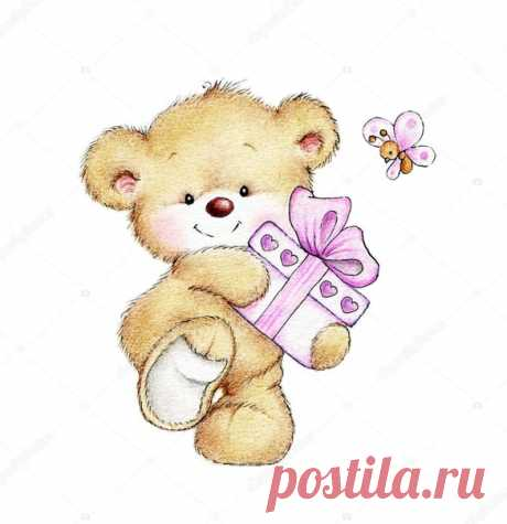 Картинки с милыми мишутками