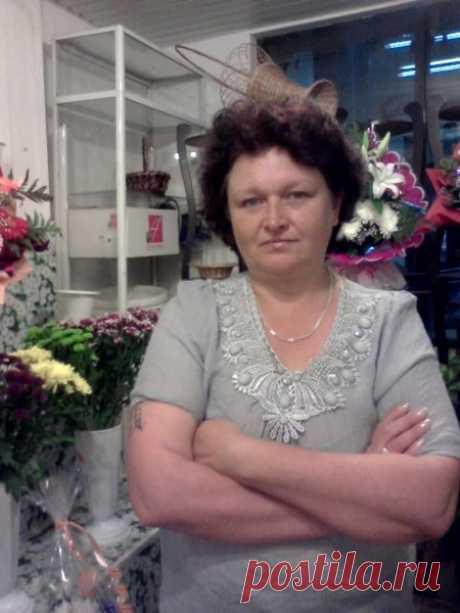 Вероника Селивёрстова