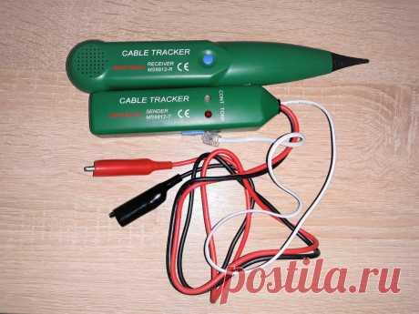 Ищем место обрыва провода в автомобиле при помощи кабель трекера. | AvtoTechLife | Яндекс Дзен