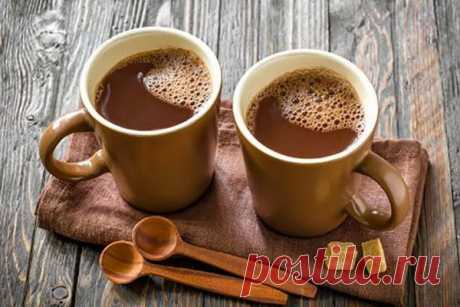 Какао полезно при болезни периферических артерий