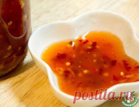 Сладко-острый соус тайско-китайский – кулинарный рецепт