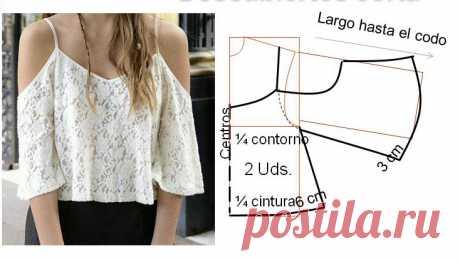Моделирование интересных платьев и туник — Сделай сам, идеи для творчества - DIY Ideas