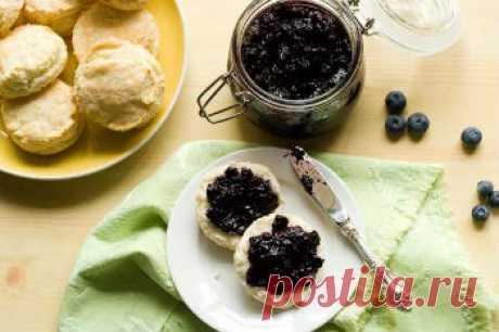 Варенье из черники с пектином » Семейный журнал - Кулинарные рецепты, красота и мода