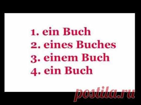 Немецкий язык для начинающих. Урок 5 - YouTube