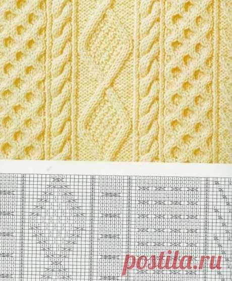 Инстаподборка вязаных моделей с приложением схем. | Asha. Вязание и дизайн.🌶 | Яндекс Дзен