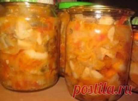 Солянка на зиму с капустой и грибами: 4 рецепта в домашних условиях - Onwomen.ru