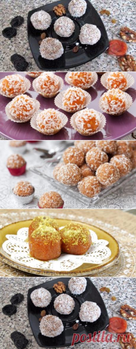 Морковные конфеты - пошаговый рецепт - Дом Десертов
