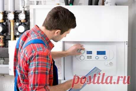 Проверка и обслуживание систем отопления частного дома своими руками RMNT.RU