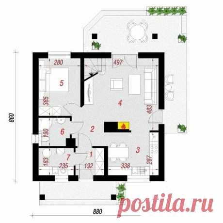 Проект дома - Дом Миниатюрка: 1 тыс изображений найдено в Яндекс.Картинках