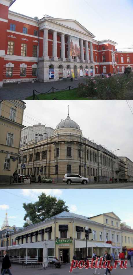 7 главных московских зданий из романов Льва Толстого : НОВОСТИ В ФОТОГРАФИЯХ