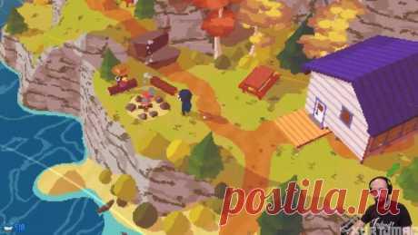 A Short Hike: Обзор Игра:A Short Hike Платформа:Linux, Mac, PC Жанр:adventure Дата выхода:30 июля 2019 г. Разработчик:adamgryu Издатель:adamgryu А им летать охота…Я