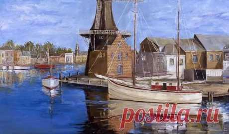 В чем разница между Голландией и Нидерландами | Исторический документ