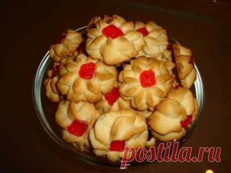 Печенье Курабье Бакинское - Печенье