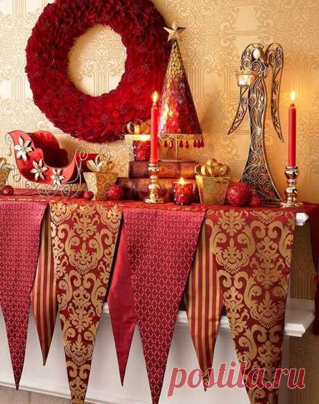 Привлечение денег: правила украшения дома к Новому году