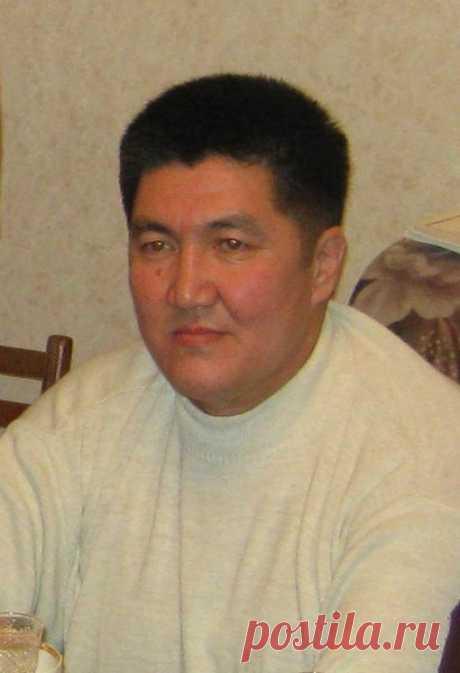 Жумагелди Ахметов