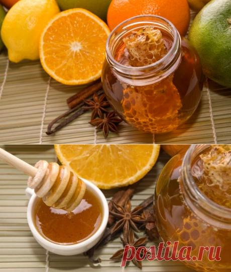 Корица и мед. Полезные свойства — Полезные советы