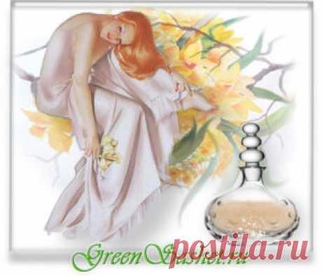 Духи своими руками. 9.Создание лечебного парфюма. — greensashet