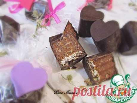 """Конфеты """"Подарочные"""" - кулинарный рецепт"""