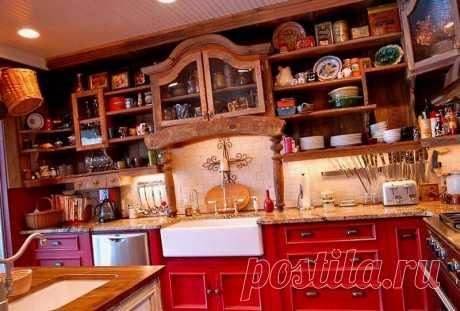 Новая старая кухня | Дизайн интерьер | Яндекс Дзен