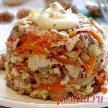 Царь салатов! Чрезвычайно вкусно!