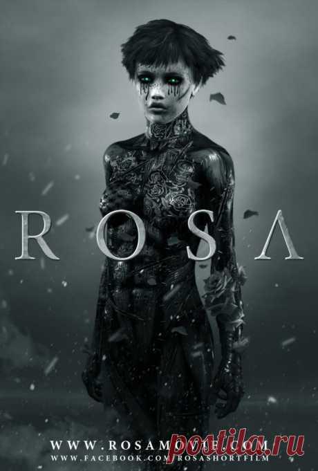 Rosa: когда твоя кровь превращается в цветы, когда твоя смерть - это последняя попытка возродить планету...