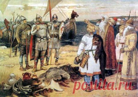 Главные отличия русских от других славян (3 фото) . Тут забавно !!!