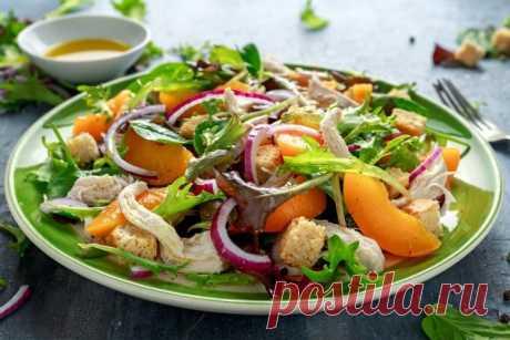 Простые и вкусные салаты на все случаи жизни - 20 рецептов.