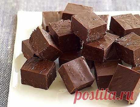 Шоколадный зефир за 20 минут! - 20 Февраля 2015 - Рецептики