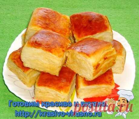 Очень вкусный пирог с сыром. | Готовим красиво и вкусно