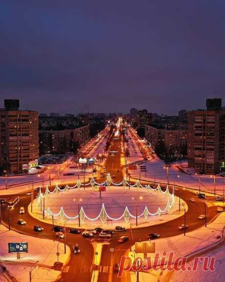 Гражданский проспект  Фото: karlson_sergei