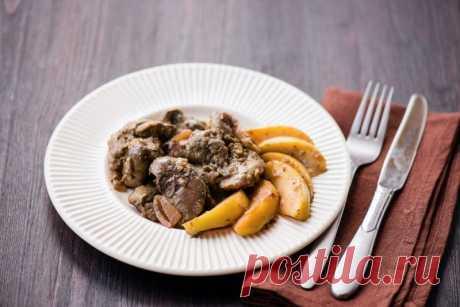 Мясо, тушеное с чаем — Sloosh – кулинарные рецепты