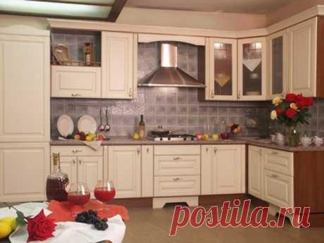 Стильные современные кухни - комфорт и простор