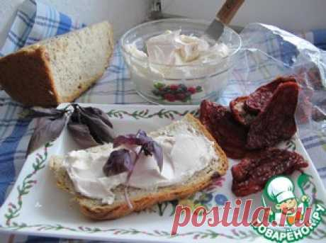 Крем-сыр низкокалорийный - кулинарный рецепт