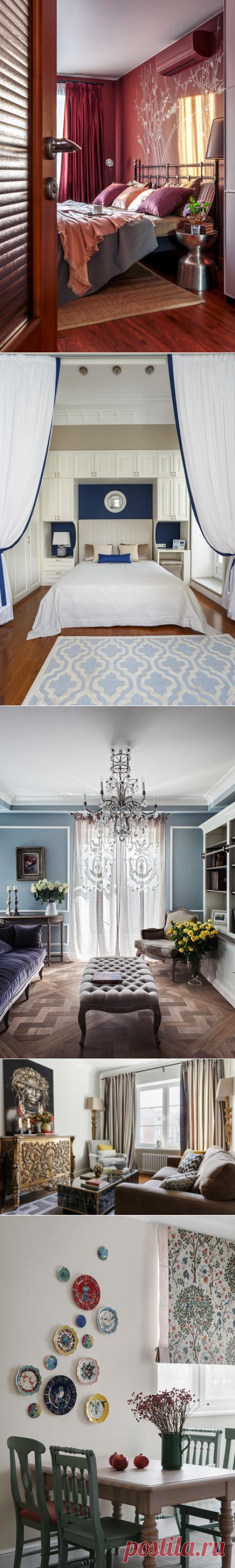 Выбор штор к интерьеру: Как подобрать шторы к обоям, стенам, мебели и другим деталям интерьра   Houzz Россия