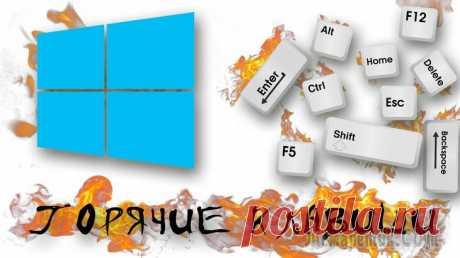 Las teclas Windows calientes Al uso del ordenador, el usuario hace la mayor parte de las operaciones por medio del ratón, pero además, en muchos casos, es imposible pasar sin el uso del teclado. Por medio del teclado nab...