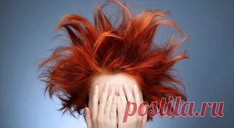 Это делают все! 5 ошибок, которые могут погубить волосы . Милая Я