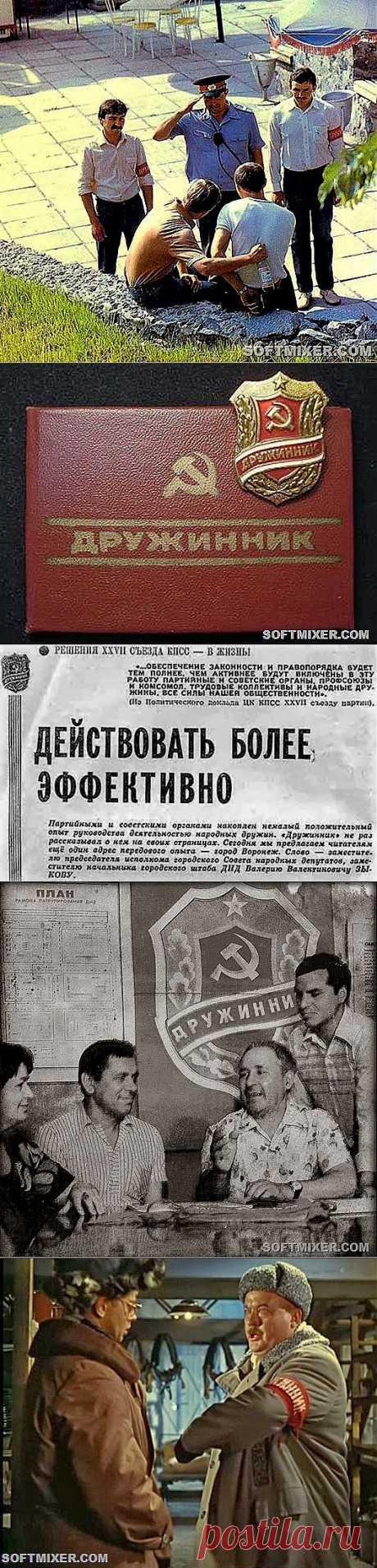 Незабвенная дружина   Жизнь в СССР