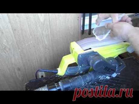 Как очистить шлифовальную ленту