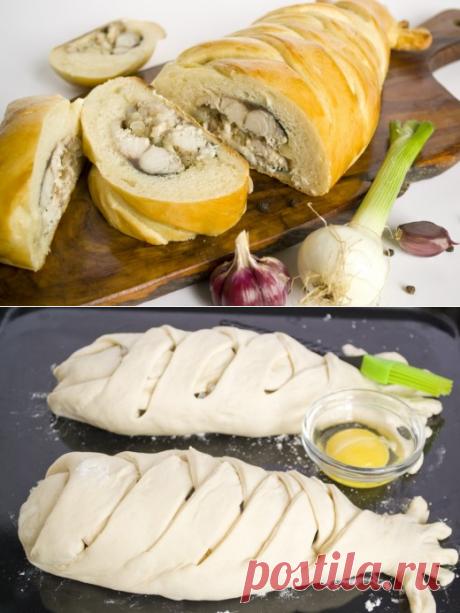 El pastel de pez. La receta poshagovyy de la foto - Ботаничка.ru