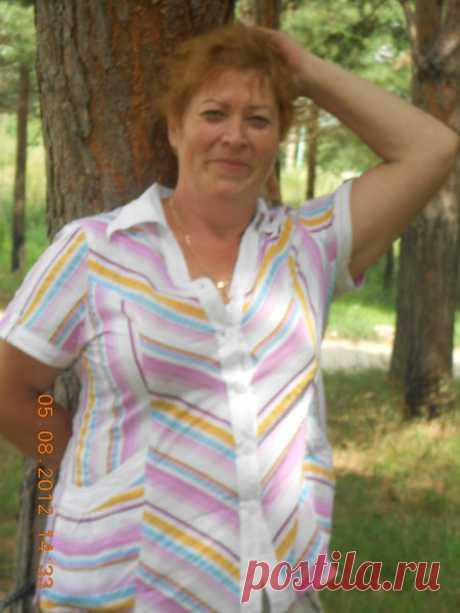Валентина Заболотная