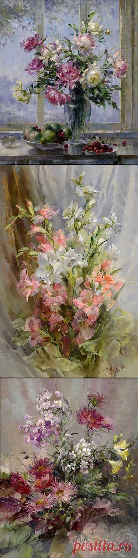 И снова цветы для декупажа. / Декупаж. Мастер-классы / PassionForum - мастер-классы по рукоделию